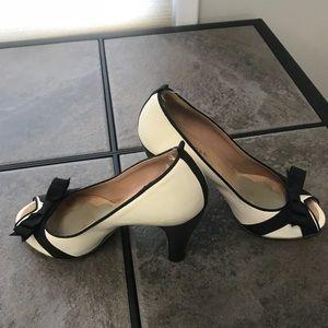 Marc Jacobs pumps ivory/Blk